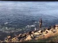 Good fishing spot