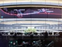 The Hyperloop One - wizualizacja szybkiej kolei..