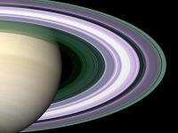 Jak powstały efektowne pierścienie Saturna?