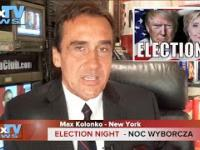 Election Day - Wybory w USA - Max Kolonko Tells It Like It Is on MaxTV