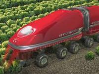 Czołowe technologie przyszłości ta mega maszyny. Gospodarka rolna i budownictwo