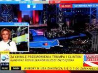 Co teraz bedzie? Trump reporterka TVN