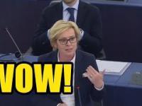 Jadwiga Wiśniewska ZAORAŁA Parlament Europejski!