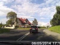 Pijany kierowca i zatrzymanie obywatelskie