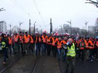 Straż Marszu gasi zapał Sebixa w kominiarce