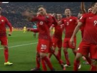 Polska-Rumunia 3-0 2018 Skrot meczu 11.11.2016