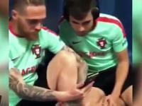 Mannequinchallenge w wykonaniu Portugalczyków - Dailymotion Wideo