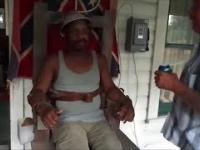Test krzesła elektrycznego