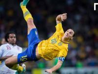 Minęły 4 lata od tego kosmicznego gola Zlatana