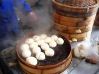 Baozi 包子 czyli śniadanie po chińsku