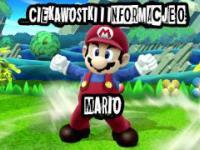 Ciekawostki i informacje o... Mario !