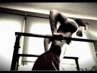 Technika spowolnionego ruchu - trening, ćwiczenia.