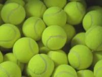 Produkcja piłeczek tenisowych