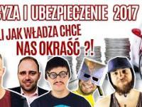 Akcyza i ubezpieczenia 2017 - Czyli jak Władza chce nas okraść?!