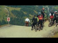 Do downhill wcale potrzebna nie jest dobra zjazdówka