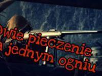 Ten moment w Battlefield 1 - Dwie pieczenie na jednym ogniu (Sniper)