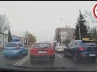 Stop Cham - Niebezpieczne i chamskie sytuacje na drogach 33