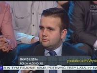 Janusz Korwin-Mikke masakruje młodego lewackiego socjaliste z PiS