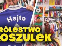 Niezwykły Świat Starych Koszulek Piłkarskich