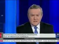 Minister kultury, Piotr Gliński obnażył propagandę w TVP