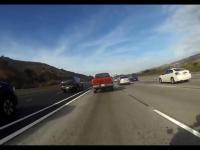 Nietypowa niespodzianka na drodze
