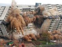 Profesjonalna rozbiórka budowli przemysłowych