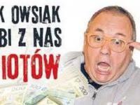 No i Wyszło JERZY OWSIAK Resortowe Dziecko syn Komendanta Milicji ds. Polityczno- Wych.
