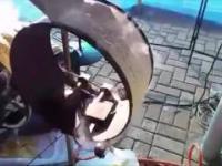 Z cyklu domowe wynalazki - maszyna do wypieku naleśników