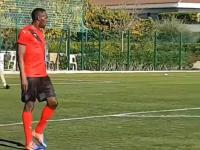Usain Bolt piłkarz
