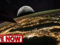 Miedzynarodowa stacja kosmiczna na żywo