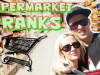 Supermarket PRANKS! Crazy SHOPPING!!!