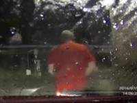 Napad na myjni samochodowej