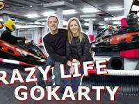 Crazy Live! Poznaj Świat GOKARTÓW! -50% dla WIDZÓW!