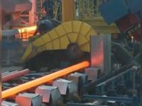Produkcja bezszwowych stalowych rur, linia technologiczna