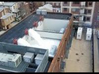 System przeciw pożarowy albo śnieg na święta już produkują