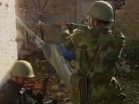 Wojna w Bośni 1992-1995 - Dziś wiadomo ze za to nie Serbowie a USA byli sprawcami.