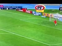 Nieprawdopodobny gol w Chile
