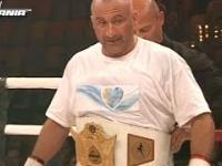 Marcin Testosteron Majdan - mistrzem europy waga ciężka k1
