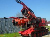 Big Wind - najpotężniejszy wóz strażacki