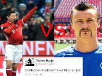 Robert Lewandowski vs Tomasz Hajto