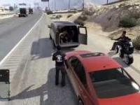 GTA Online - Porwanie przypadkowego gracza