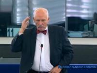 Janusz Korwin-Mikke: Mam już dosyć słuchania, że trzeba walczyć z Gazpromem