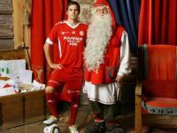 Piłkarski klub Świętego Mikołaja - FC Santa Claus