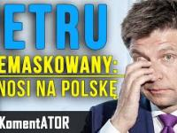 MEGA WPADKA: Petru Donosi na Polskę do Unii - Komentator 496