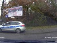 Polska policja oszustwo