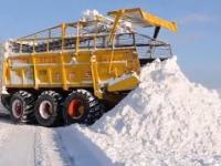 Maszyny do czyszczenia dróg ze śniegu