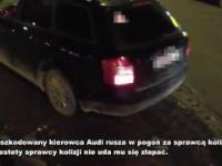 Ucieczka z miejsca kolizji - Gdańsk