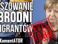 Niemcy: Policja Ściga Ludzi za Nagłaśnianie Przestępstw Imigrantów - Komentator 500