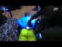 filmik z zatrzymania Michała Materli