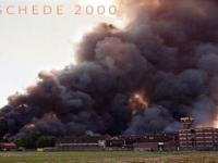Wybuch fabryki fajerwerków w Holandii